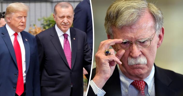 """Η απόλυση Τραμπ και η ανάμιξη των """"δικτάτορα"""" Ερντογάν, Μιχάλης Ιγνατίου"""