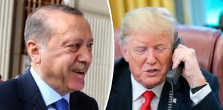 Τραμπ και Ερντογάν συμφώνησαν να συνεργαστούν κατά της πανδημίας