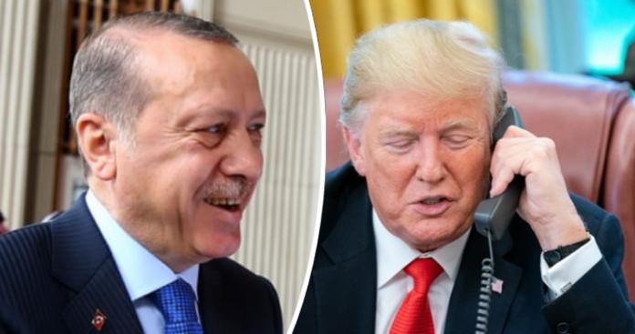 Τραμπ και Ερντογάν συνομίλησαν για την Λιβύη