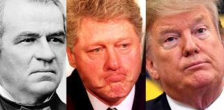 Οι πρόεδροι των ΗΠΑ που παραπέμφθηκαν πριν τον Τραμπ