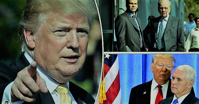 Ο Τραμπ κρατάει στο χέρι Ρεπουμπλικάνους και Fox News