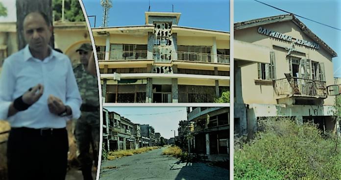 Ετοιμάζονται να εποικίσουν την κλειστή πόλη της Αμμοχώστου, Κώστας Βενιζέλος