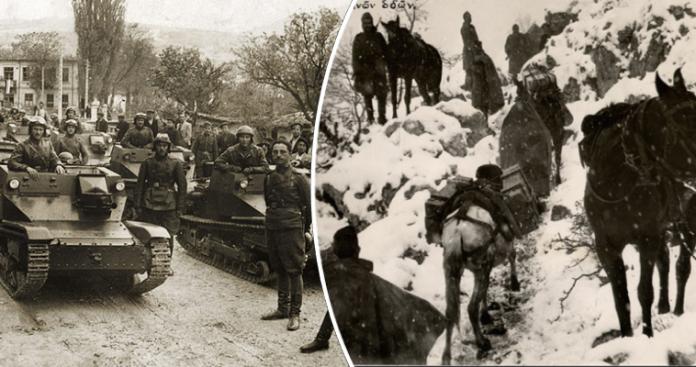 Το μυστικό της ελληνικής νίκης στο Αλβανικό Μέτωπο το 1940, Κώστας Γρίβας
