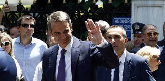 Τα εθνικά θέματα περιμένουν τον Κυριάκο στην γωνία..., Αλέξανδρος Τάρκας