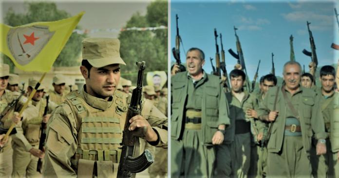 Γιατί οι YPG δεν έχουν τα πλεονεκτήματα του PKK, Βαγγέλης Γεωργίου