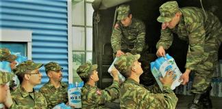 Με τον υβριδικό πόλεμο του μεταναστευτικού επιβαρύνουν και τον ελληνικό στρατό, Χρήστος Καπούτσης