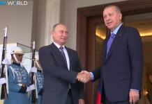 Πούτιν με Ερντογάν στο Σότσι για Συρία - Από τη μια άκρη στην άλλη ο Τραμπ, Νεφέλη Λυγερού