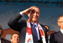 Σε σουλτανάτο μετατρέπει όλη την περιοχή ο Ερντογάν, Κώστας Βενιζέλος