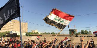Χάος στο Ιράκ, διαδηλώσεις και καταστολή