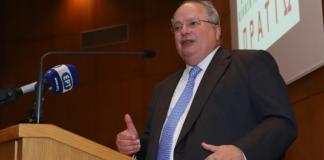 Άμεση λήψη μέτρων αποτροπής ζητάει ο Κοτζιάς, Κώστας Βενιζέλος