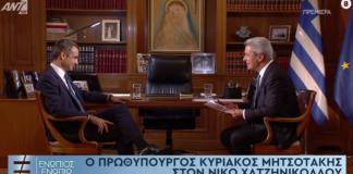 Με συνέντευξη-αγιογραφία γιόρτασε τις 100 ημέρες στην εξουσία ο Κυριάκος, Σπύρος Γκουτζάνης