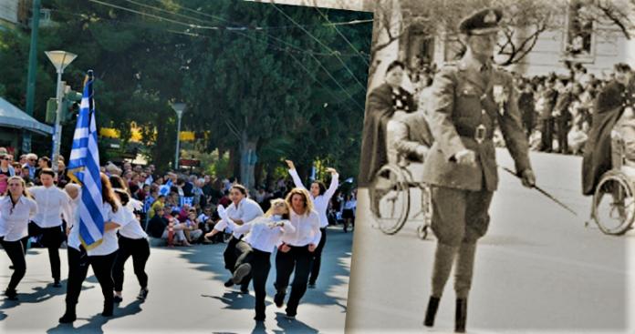 Τι αποκαλύπτει η ανόητη μίμηση των Monty Python στην παρέλαση, Βαγγέλης Γεωργίου