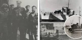 Το μαύρο φθινόπωρο του 1943 για το ελληνικό Πολεμικό Ναυτικό, Βασίλης Κολλάρος