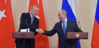 Το μεγάλο παζάρι Πούτιν-Ερντογάν στο Σότσι - Οι ΗΠΑ γαβγίζουν εκτός γηπέδου, Σταύρος Λυγερός
