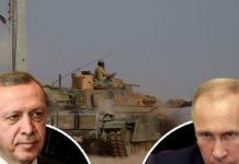 """Αποχωρούν Κούρδοι και Αμερικανοί, """"θρονιάζονται"""" Ερντογάν και Πούτιν, Βαγγέλης Σαρακινός"""