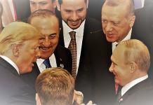 Τουρκία: Περιφερειακός τοποτηρητής ή περιφερειακός ηγεμόνας; Μάρκος Τρούλης