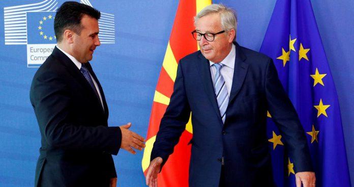 Γιατί ο Μακρόν έθεσε βέτο στην ΕΕ για Σκόπια και Τίρανα, Ζαχαρίας Μίχας