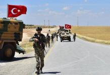 """""""Χημικά"""" του Άσαντ κατέστρεψαν οι Τούρκοι στην Συρία"""
