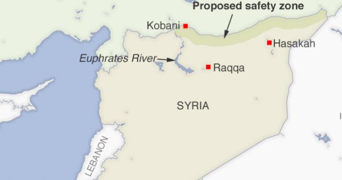 Πούτιν και Ερντογάν καθορίζουν το μέλλον της Συρίας, Νεφέλη Λυγερού