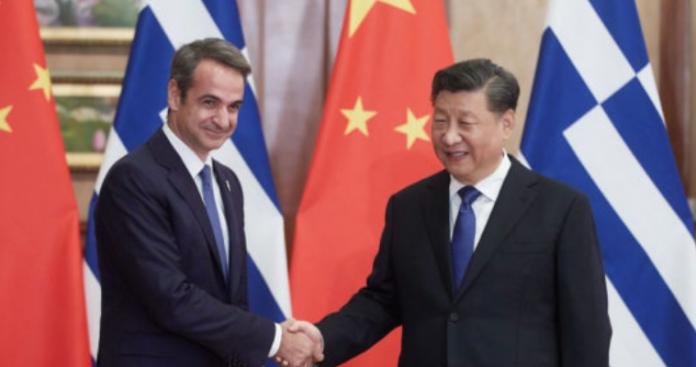 Συμφωνίες για κρόκο Κοζάνης και ακτινίδια κατά την επίσκεψη του Κινέζου Προέδρου
