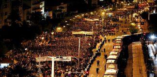 """Ο """"Νόμος και Τάξη"""" του Μητσοτάκη έστειλε νέους στην πορεία, Μάκης Ανδρονόπουλος"""