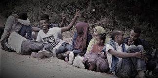 Τα μπουλούκια των παράνομων μεταναστών και ο τρόμος των Θρακιωτών, Μελαχροινή Μαρτίδου