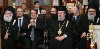 Βασίλειο διαπλοκής με τις ευλογίες της Εκκλησίας η Κύπρος, Κώστας Βενιζέλος