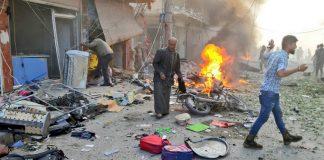 Μακελειό με παγιδευμένο αυτοκίνητο στην Συρία