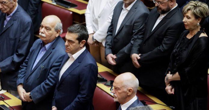 Ο ΣΥΡΙΖΑ σε μάχες οπισθοφυλακών και σε απόκλιση από τα