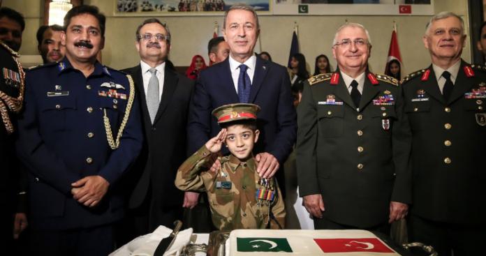 Ο άξονας Τουρκία-Πακιστάν αγγίζει το Αιγαίο - Η πυρηνική διάσταση και η τρομοκρατία, Γιώργος Λυκοκάπης