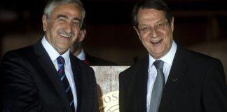 Τι προτείνουν Αναστασιάδης και Ακιντζί στον Γ.Γ. του ΟΗΕ, Κώστας Βενιζέλος