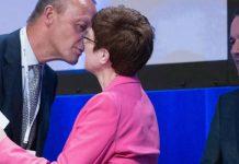 """""""Παρών"""" στο CDU δηλώνει ο Φρίντριχ Μερτς"""
