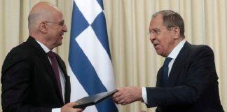Θα φέρει κάτι νέο ο Δένδιας από τη Μόσχα;, Βαγγέλης Σαρακινός