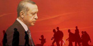 """Άρχισε την """"ανταλλαγή"""" πληθυσμών στη βόρεια Συρία ο Ερντογάν, Βαγγέλης Σαρακινός"""