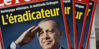 """Πως η στρατιωτική πολιτική του Ερντογάν έβλαψε το brand name """"Τουρκία"""""""