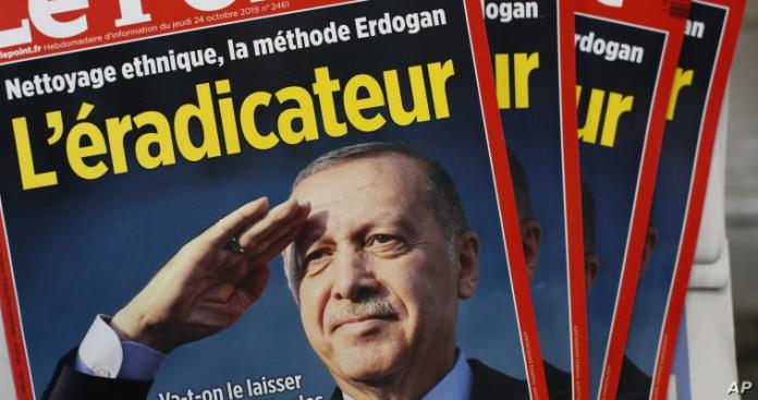 Πως η στρατιωτική πολιτική του Ερντογάν έβλαψε το brand name