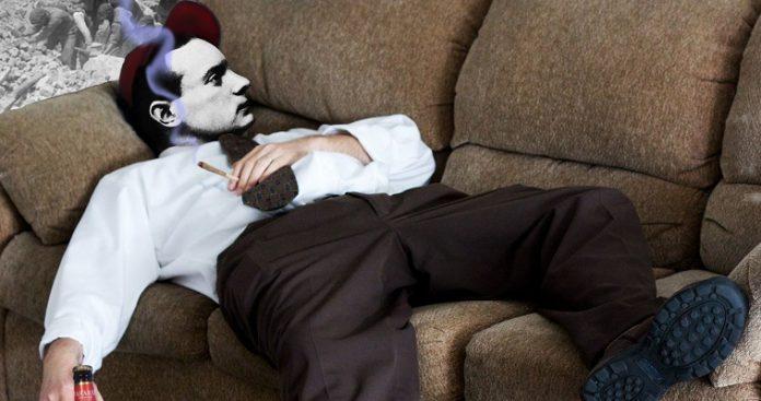 Πιστοί στις επάλξεις του καναπέ οι Ελληνοκύπριοι, Κώστας Βενιζέλος
