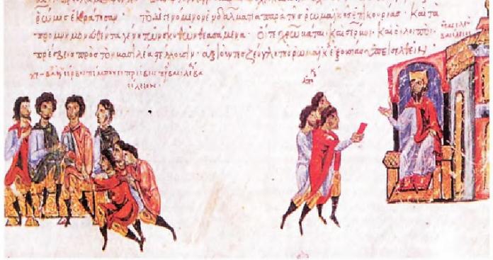 Η μεσαιωνική κάθοδος των Σλάβων και η τωρινή