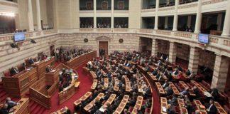 """Συνεχίζεται η συζήτηση της αμυντικής συμφωνίας - """"ΝΑΙ"""" από ΚΙΝΑΛ"""