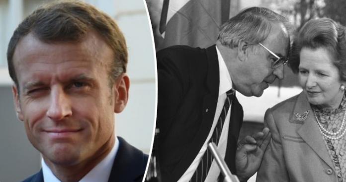 Ο Μακρόν ομολόγησε την αλήθεια για το μεταψυχροπολεμικό NATO, Παναγιώτης Ήφαιστος