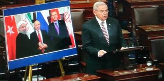 ΆΆστραψε και βρόντηξε ο Μενέντεζ στη Γερουσία εναντίον των Τραμπ-Ερντογάν, Μιχάλης Ιγνατίου