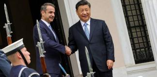 Η Ελλάδα ως πύλη του κινέζικού εμπορίου προς την Ευρώπη, Νεφέλη Λυγερού
