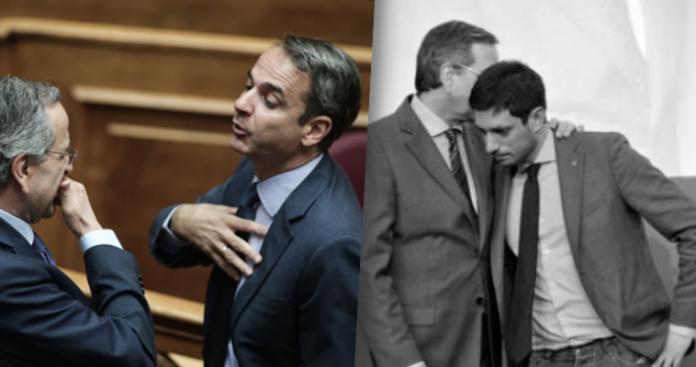 Η ΝΔ, το φάντασμα της νέας Δεξιάς και η Προεδρία της Δημοκρατίας, Σπύρος Γκουτζάνης