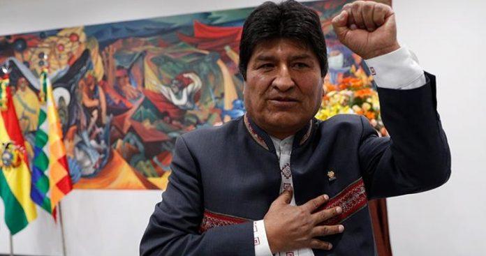 Σε τροχιά εκλογών η Βολιβία