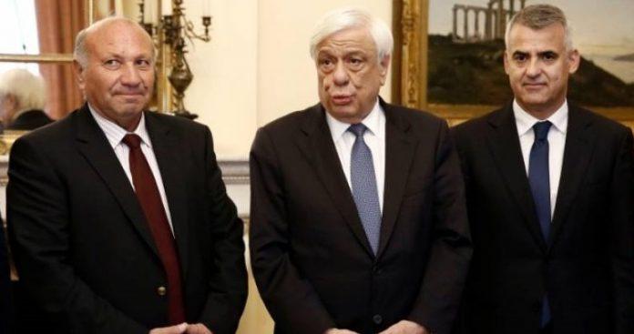 Προκόπης Παυλόπουλος - «Υπερασπιζόμαστε την ελληνική μειονότητα στην Αλβανία»