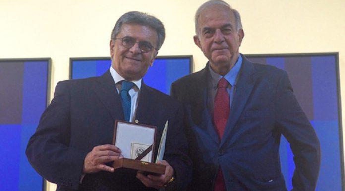 Το Βραβείο Ηθικής Τάξεως 2019 στον συλλέκτη Ζαχαρία Πορταλάκη