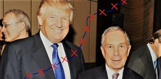 Μπλούμπεργκ εναντίον Τραμπ - Η σύγκρουση των κροίσων, Νεφέλη Λυγερού