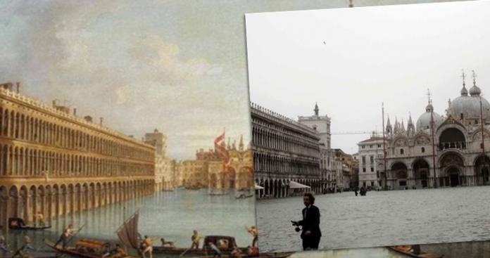 Η αλήθεια για τις πλημμύρες στη Βενετία, Σωτήρης Καμενόπουλος
