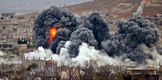 Νεκροί άμαχοι από βομβαρδισμούς στην Ιντλίμπ