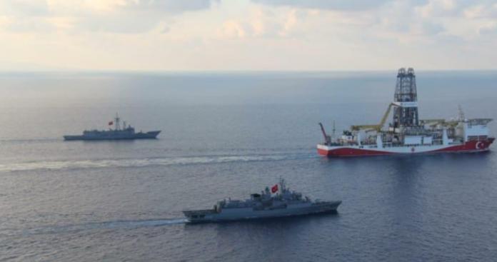 Ουαί και αλίμονό αν μυριστεί φόβο από Total-ENI ο Ερντογάν, Κώστας Βενιζέλος